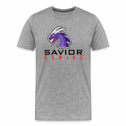 Savior Gaming Logo #3 - Men's Premium T-Shirt