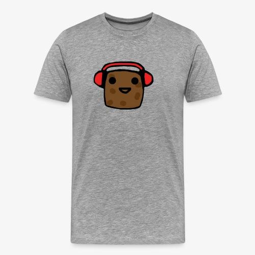 Shirt Design Potato - Men's Premium T-Shirt