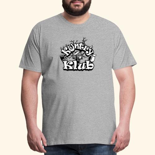 Kuntry 3d TEE - Men's Premium T-Shirt