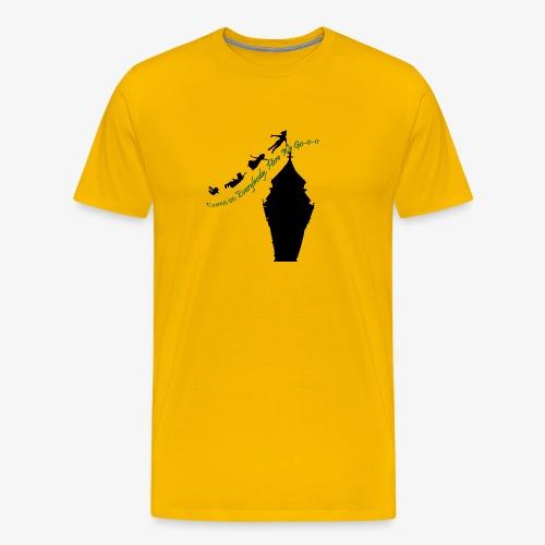 Come on Everybody, Here We Go-o-o - Men's Premium T-Shirt