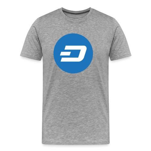 Dash Coin - Men's Premium T-Shirt