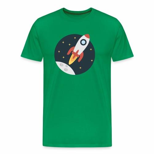 instant delivery icon - Men's Premium T-Shirt
