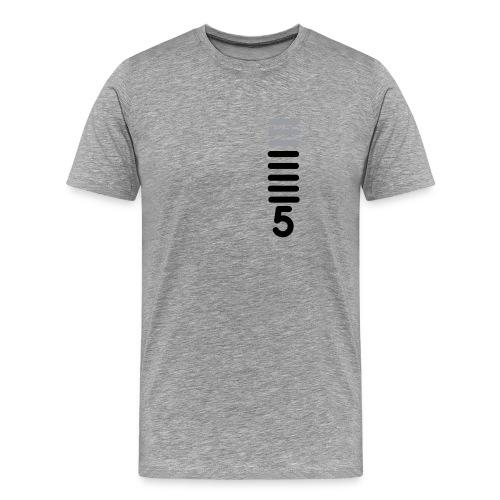 5 volume marketplace - Men's Premium T-Shirt