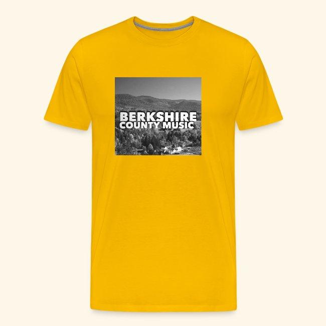 Berkshire County Music Black/White