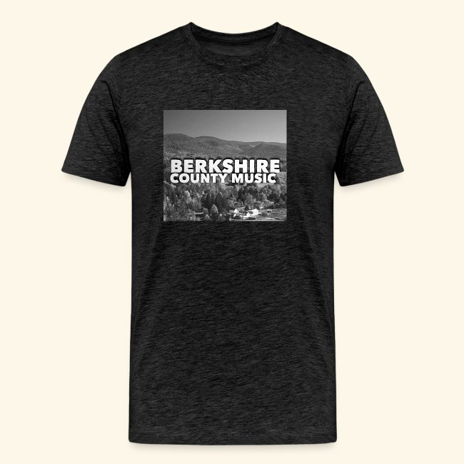 Berkshire County Music Black/White