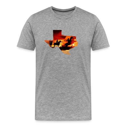 Wild heart - Men's Premium T-Shirt