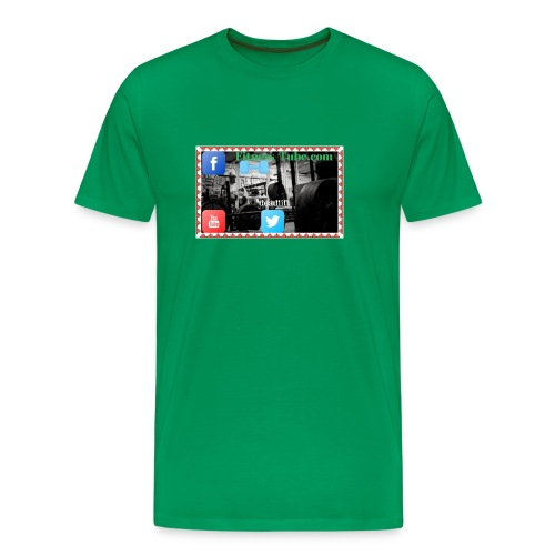 gym199 1 - Men's Premium T-Shirt