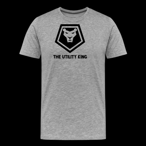 The Utility King - Men's Premium T-Shirt