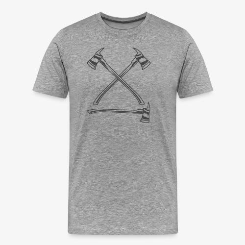 fire 5 - Men's Premium T-Shirt