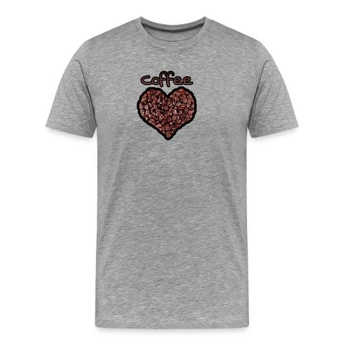 Coffee Lover - Men's Premium T-Shirt