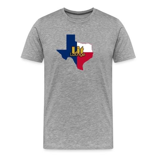 Lit Lounge of Texas - Men's Premium T-Shirt