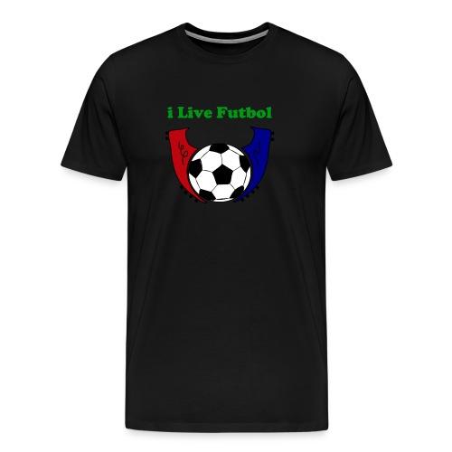 shirt with title png - Men's Premium T-Shirt