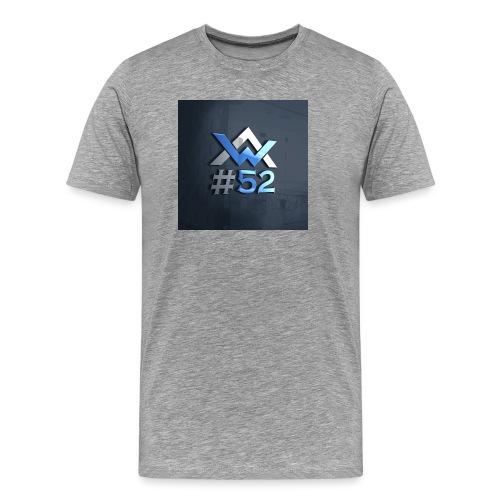 AW Logo - Men's Premium T-Shirt