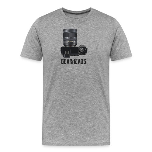 GEARHEADS - Men's Premium T-Shirt