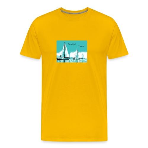 Beautiful Croatia - Men's Premium T-Shirt