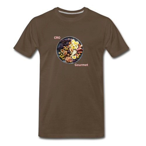 Croatian Gourmet - Men's Premium T-Shirt