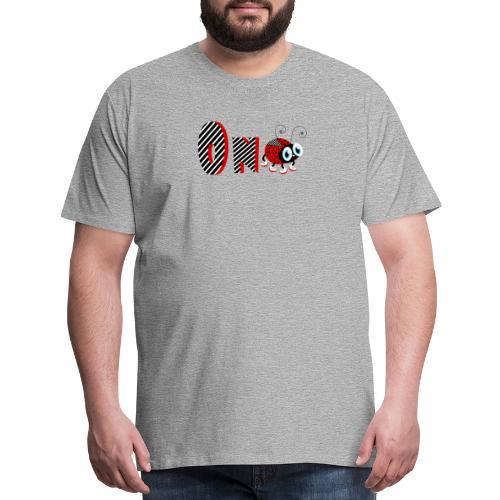 1nd Year Family Ladybug T-Shirts Gifts Daughter - Men's Premium T-Shirt