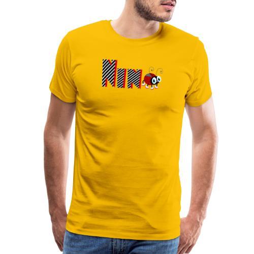 9nd Year Family Ladybug T-Shirts Gifts Daughter - Men's Premium T-Shirt