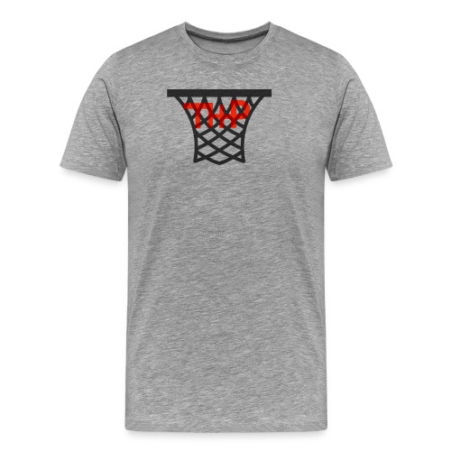 Hoop logo - Men's Premium T-Shirt