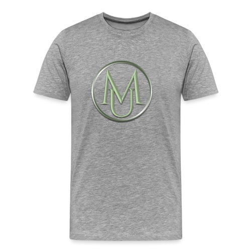 Alloy Logo - Men's Premium T-Shirt