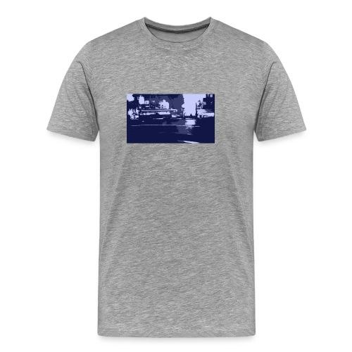 canal st - Men's Premium T-Shirt