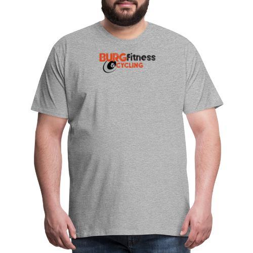 Burg Fitness & Cycling - Men's Premium T-Shirt