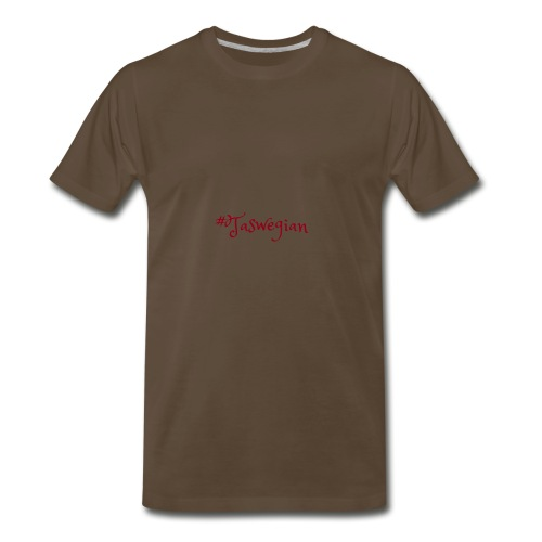 Taswegian Red - Men's Premium T-Shirt