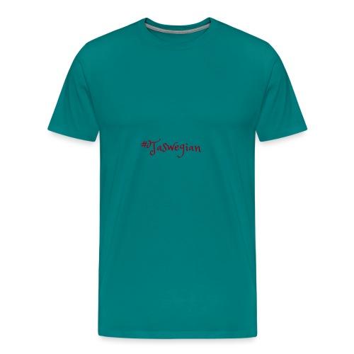 Taswegian Red - Men's Premium T-Shirt