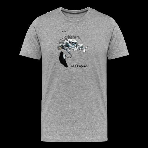 Lou Kelly - Hooligans Album Cover - Men's Premium T-Shirt