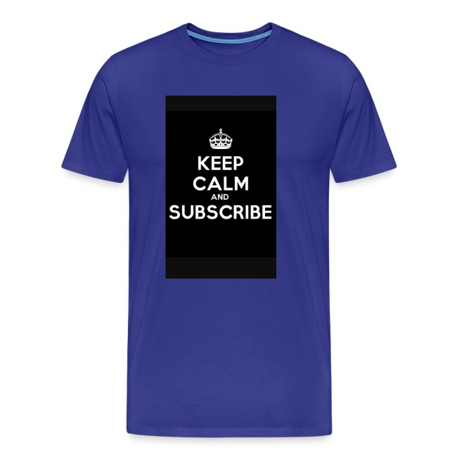 Keep calm merch
