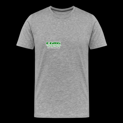 OLD CGRG LOGO - Men's Premium T-Shirt