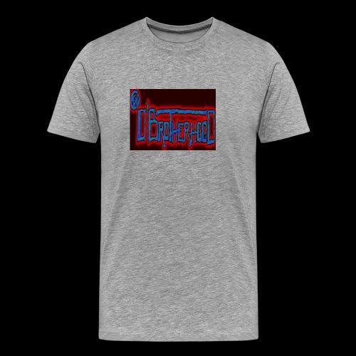 The D'BroTHerHooD Logo - Men's Premium T-Shirt