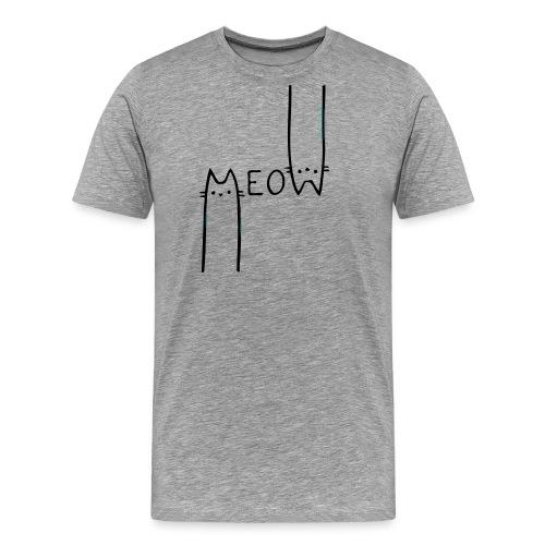 Citizen Meow - Men's Premium T-Shirt