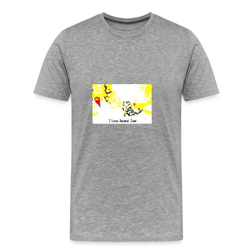 zurumalbert - Men's Premium T-Shirt