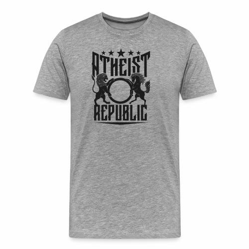 Atheist Republic Starz - Men's Premium T-Shirt