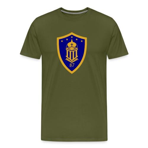 Ateneo HS Batch 87 Logo - Men's Premium T-Shirt