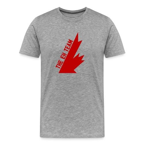 The Eh Team Red - Men's Premium T-Shirt