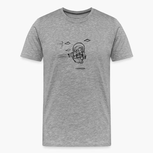 jessica png - Men's Premium T-Shirt