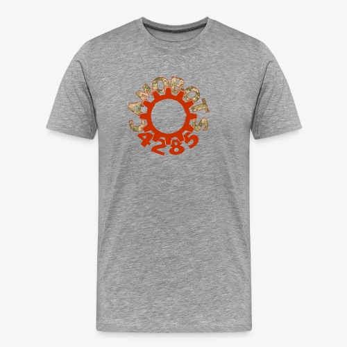 camo logo - Men's Premium T-Shirt
