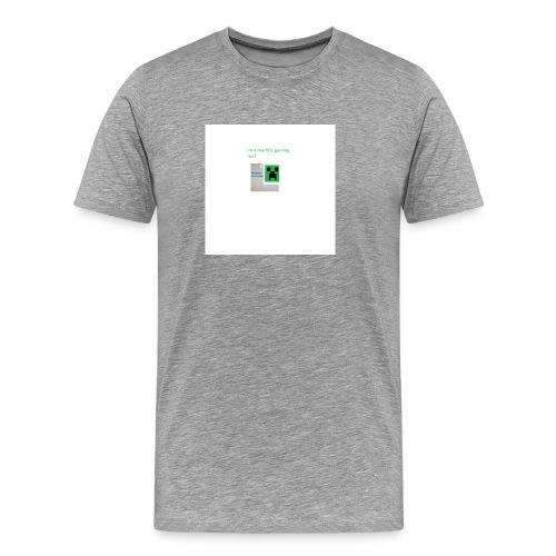 Mathify Logo - Men's Premium T-Shirt