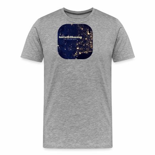 "InovativObsesion ""TURN ON YOU LIGHT"" Apparel - Men's Premium T-Shirt"
