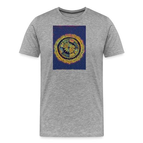chakravyu - Men's Premium T-Shirt