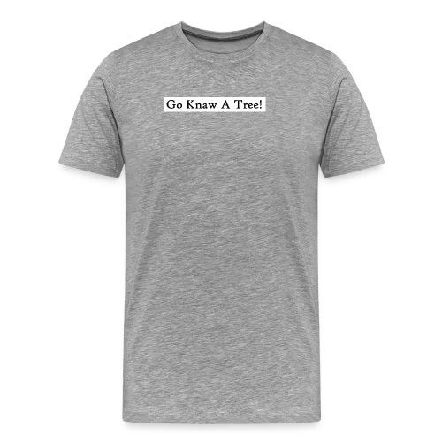 GKAT Black - Men's Premium T-Shirt