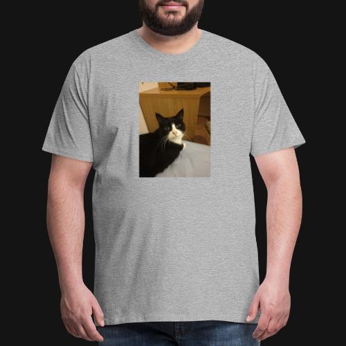 Gamer Cat 1 - Men's Premium T-Shirt