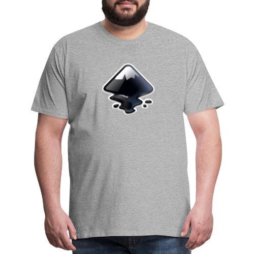 Inkscape Logo - Men's Premium T-Shirt