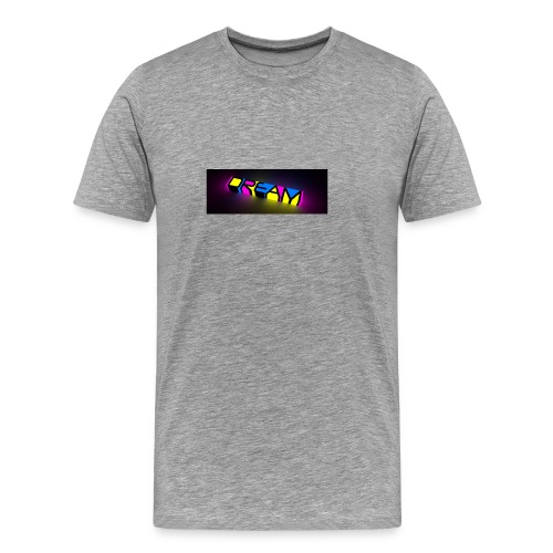 dream color neon - Men's Premium T-Shirt