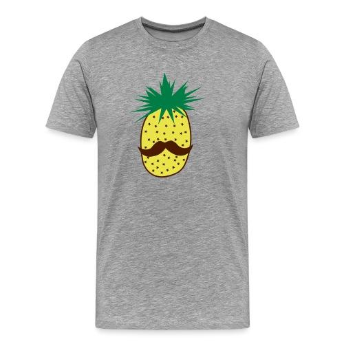 LUPI Pineapple - Men's Premium T-Shirt