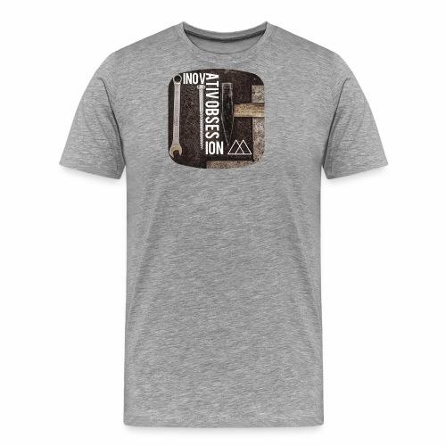 "InovativObsesion ""MECHANICAL"" apparel - Men's Premium T-Shirt"