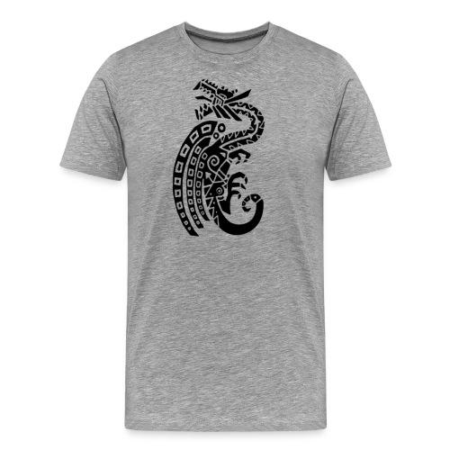 monster hunter icon - Men's Premium T-Shirt