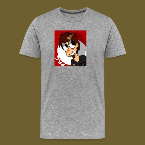 Peanutbuter hoodie VIP. - Men's Premium T-Shirt